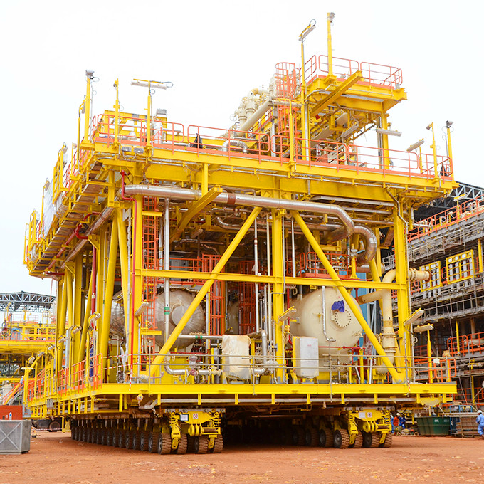 FPSO Topsides Indonesia